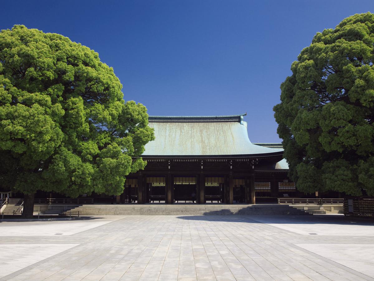 Meiji Jingu_1