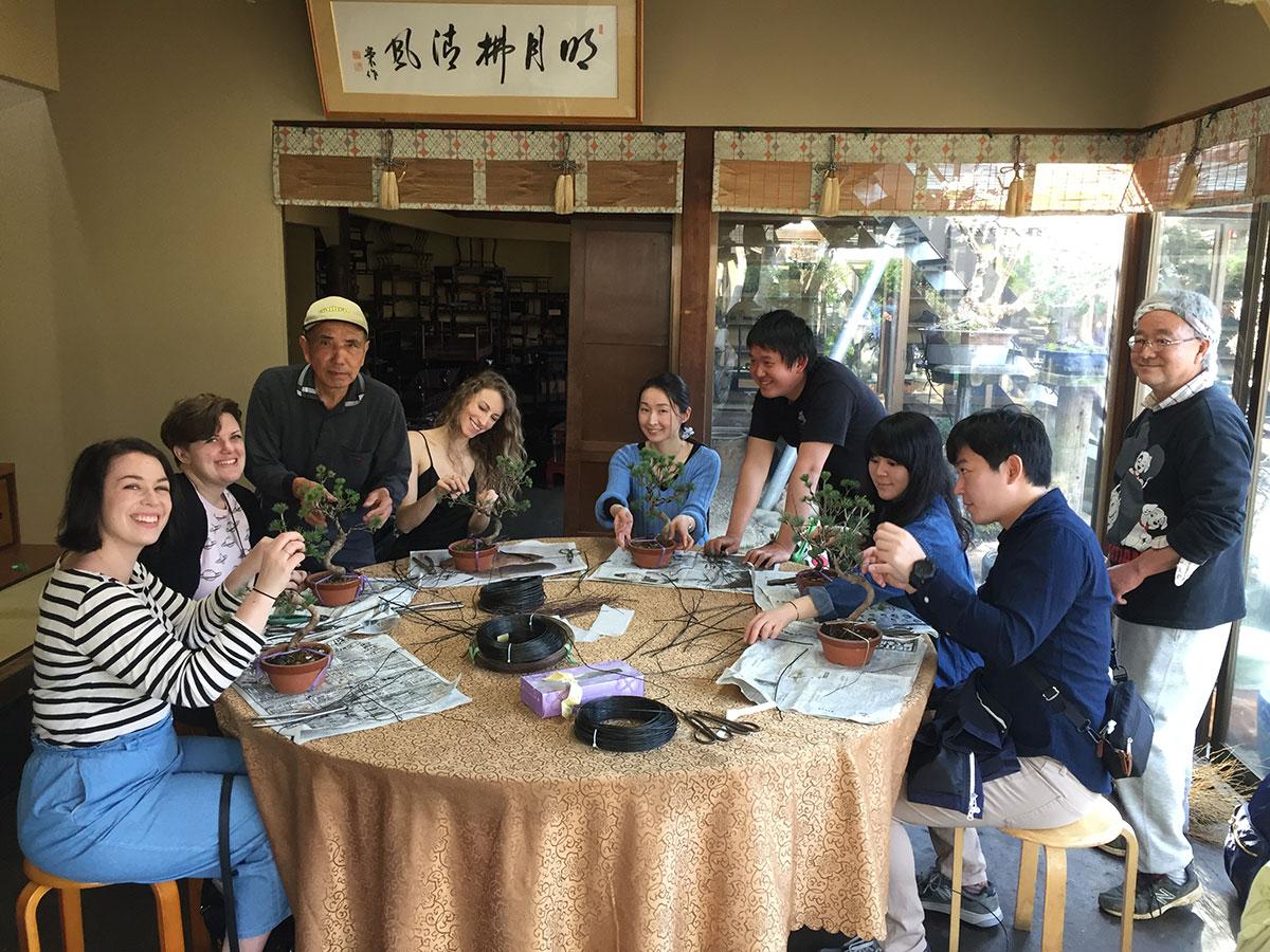 Shunkaen Bonsai Museum_4