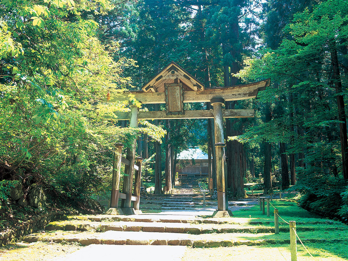 Heisenji Hakusan Shrine_2