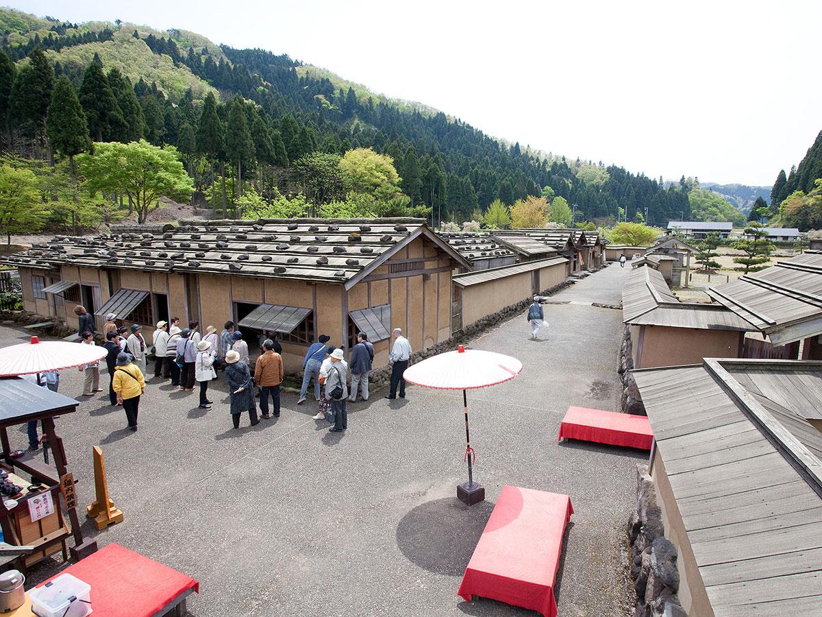 Resti del castello del clan Ichijodani di Asakura_3