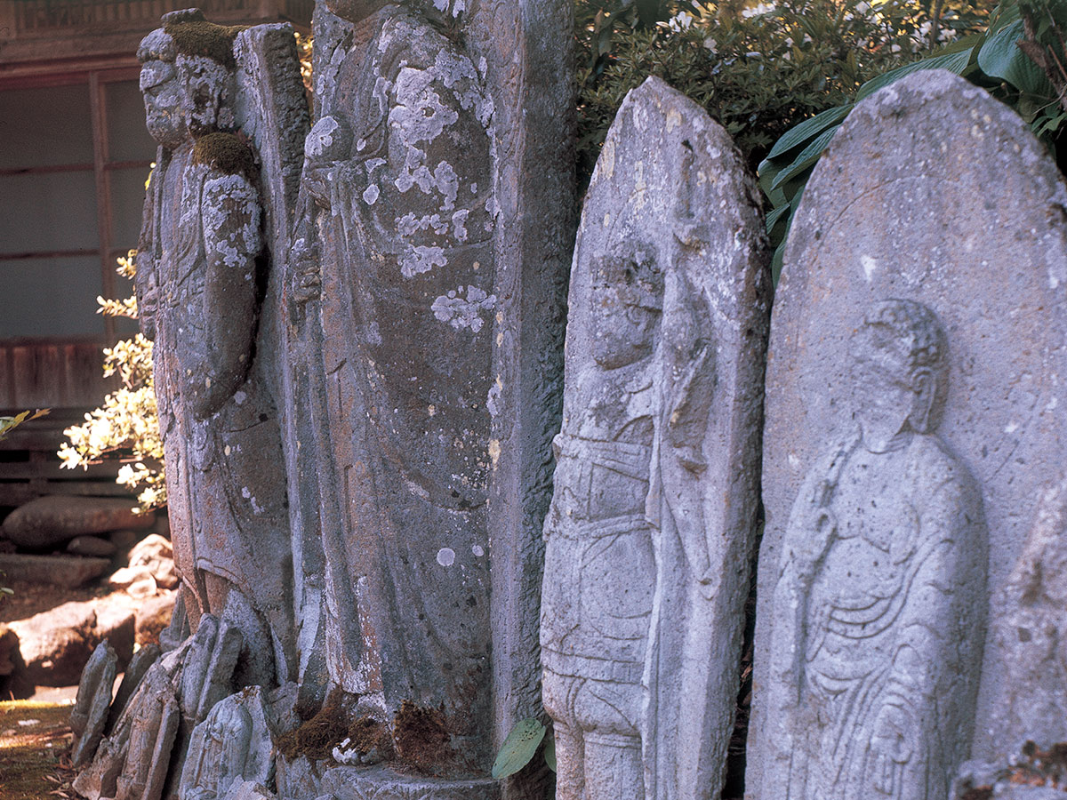 Ichijodani-Ruinen des Asakura-Clans_4