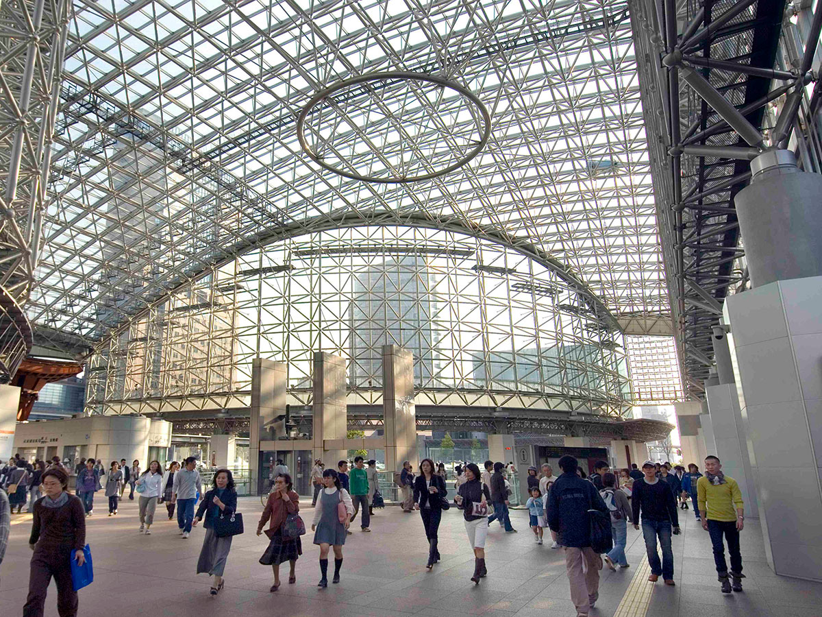 Kanazawa Station_1