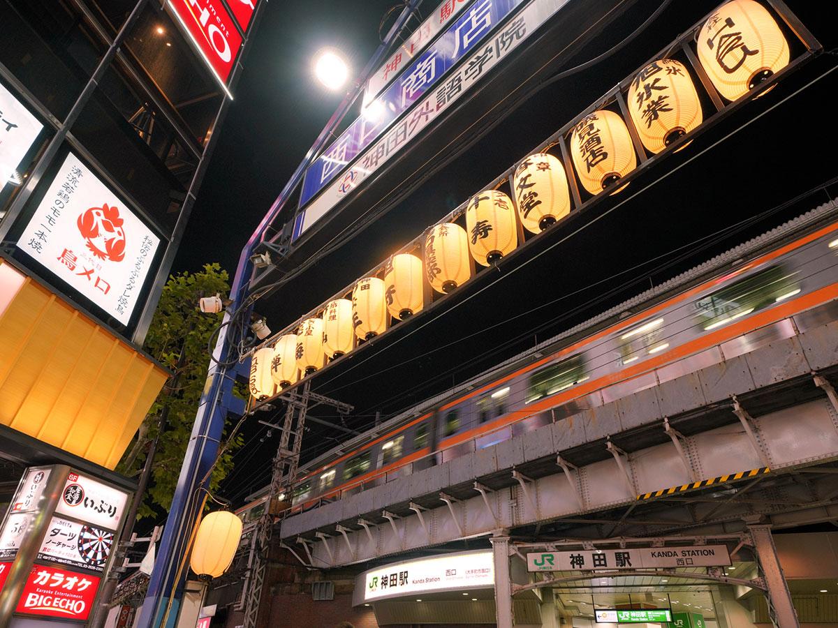 Experience an Izakaya (Japanese pub) in Kanda_3
