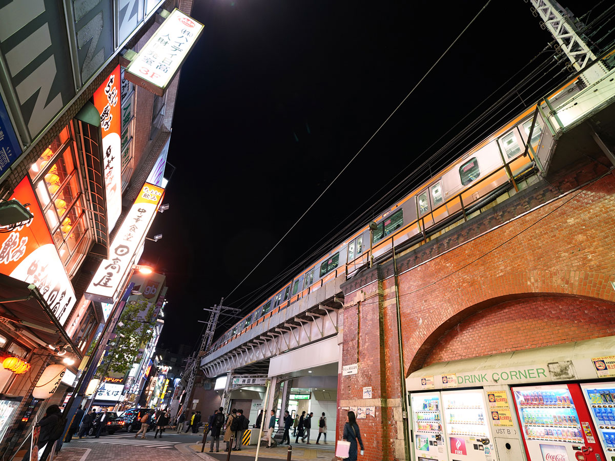 Experience an Izakaya (Japanese pub) in Kanda_4