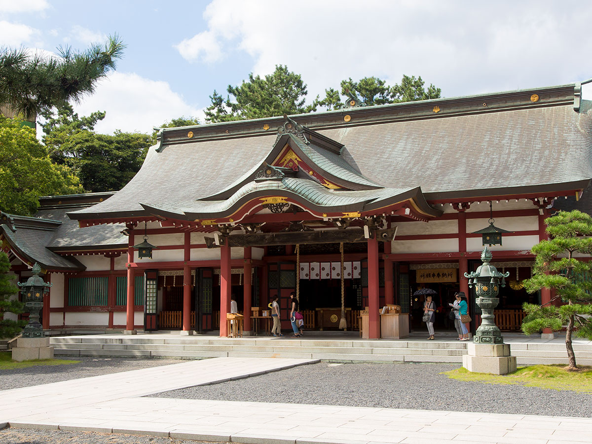 Kehi Jingu Shrine_2