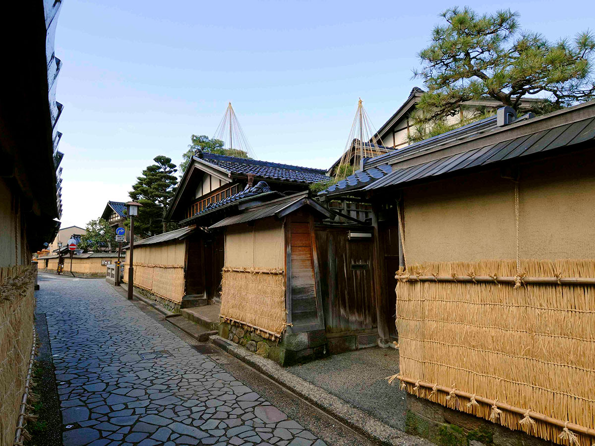 Naga-machi Bukeyashiki District(Nagamachi Samurai Residences District)_1