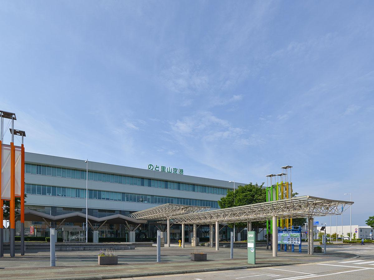 Noto Satoyama Airport_1