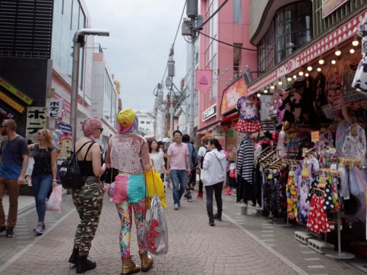 Harajuku Takeshita Street_3