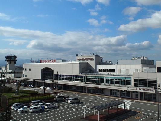 Flughafen Toyama Kitokito_4