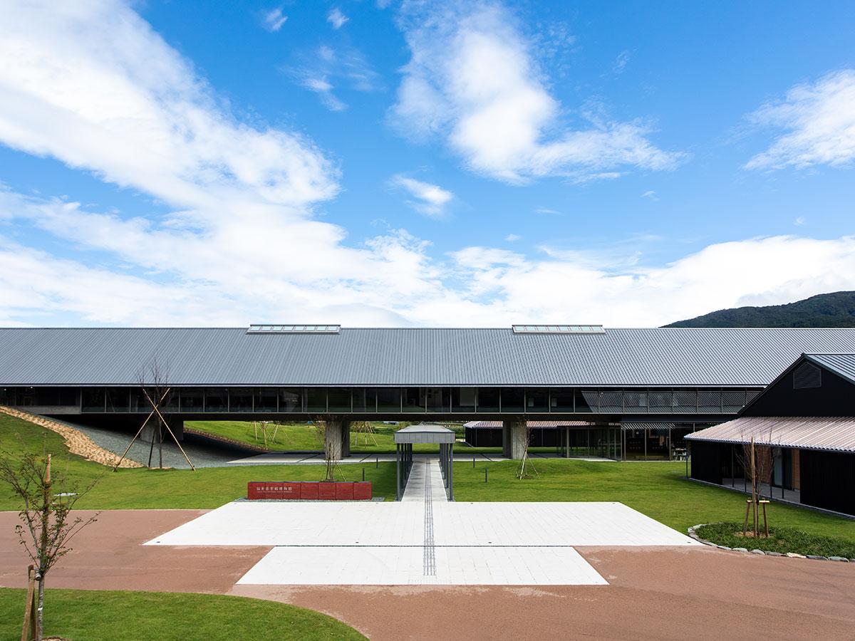 Fukui Prefecture Varve Museum_1