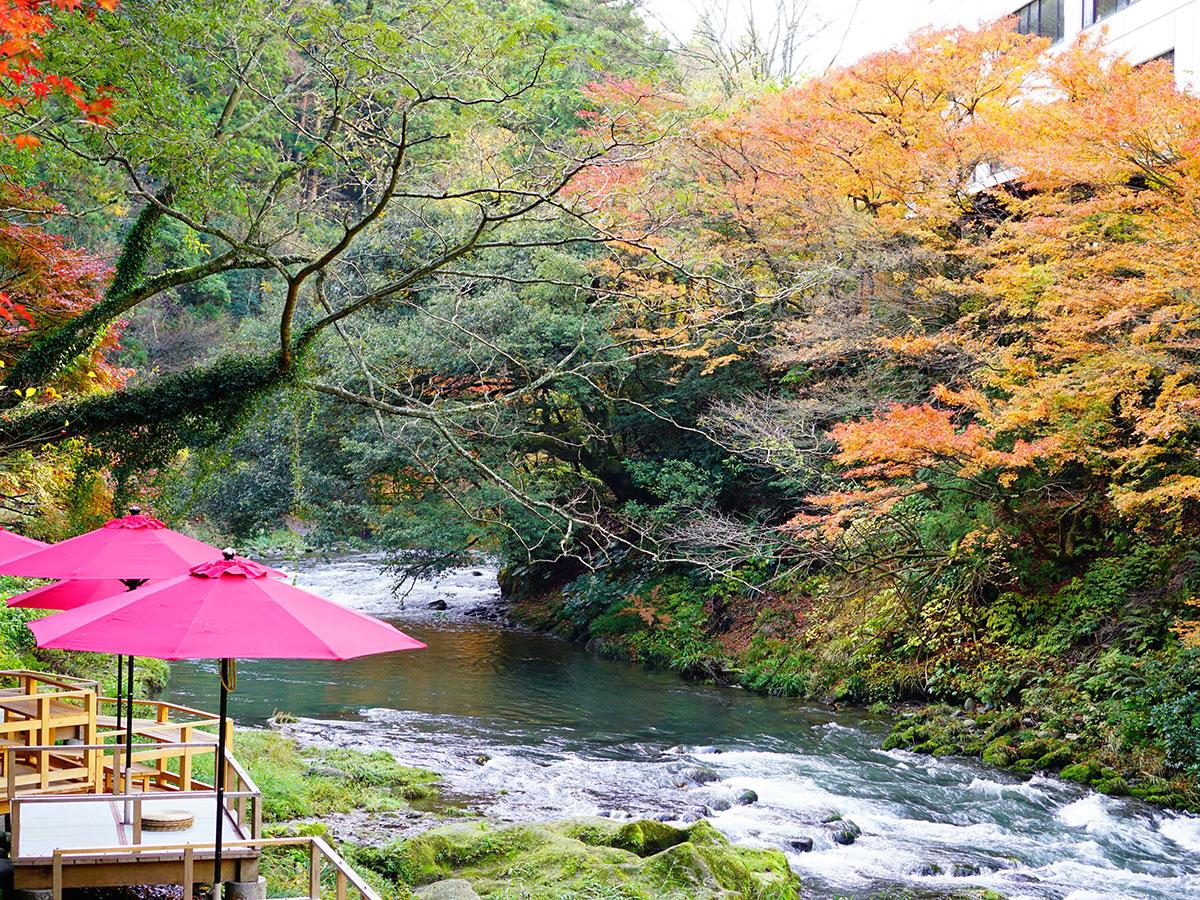 Gorge de Kakusen-kei