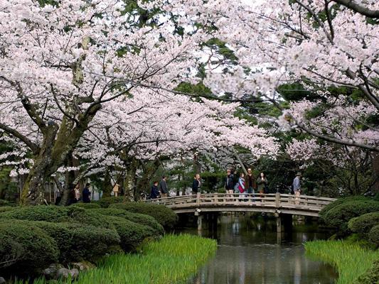 Jardin Kenroku-en