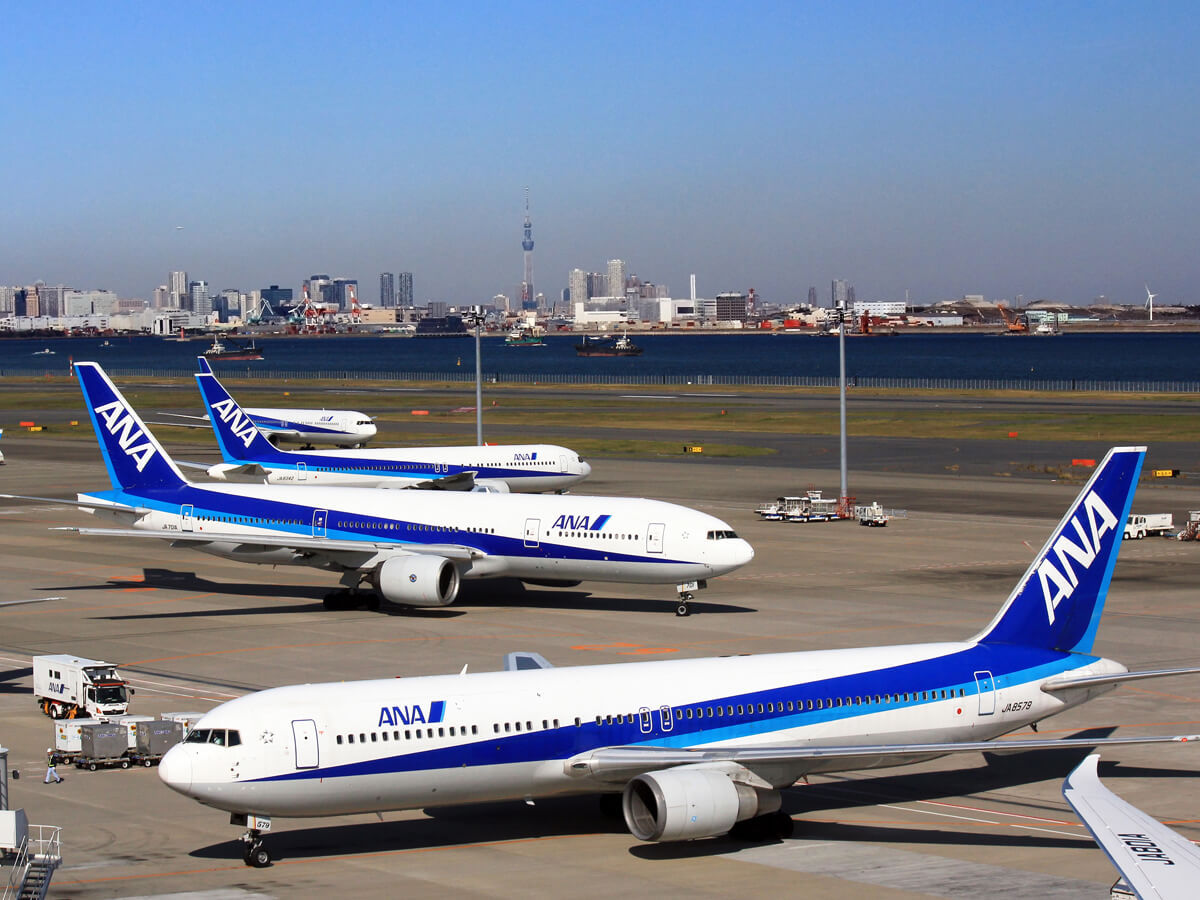 Internationaler Flughafen Haneda_2
