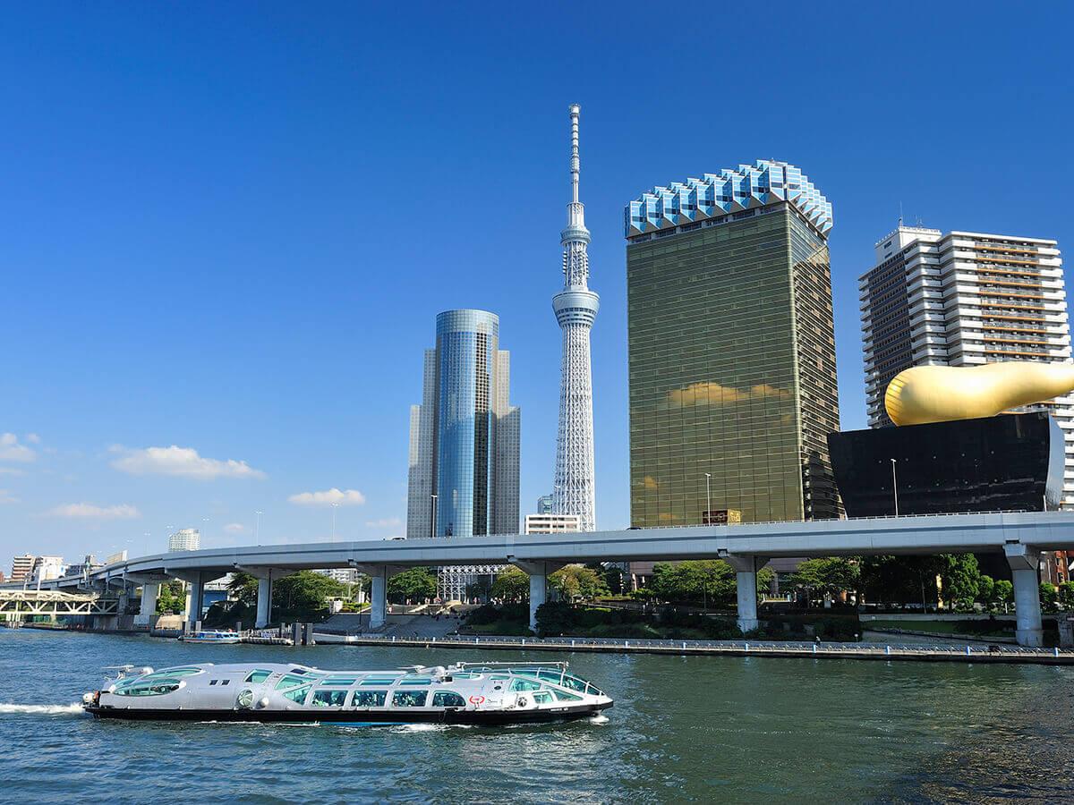 TOKYO CRUISE Sumidagawa Line_2