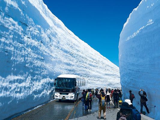 Tateyama Kurobe Alpine Route_1