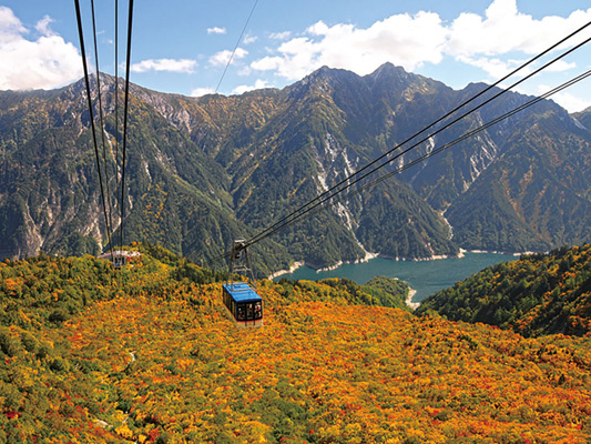 Tateyama Kurobe Alpine Route_3