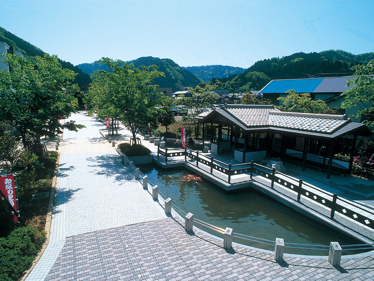 Echizen Washi Village_4