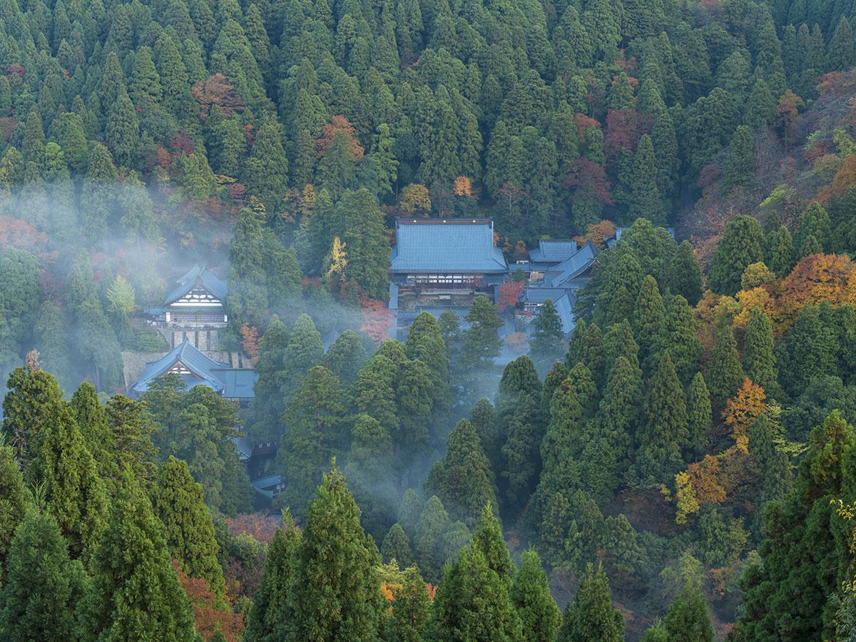 Templo Soto Zen Daihonzan Eiheiji_2