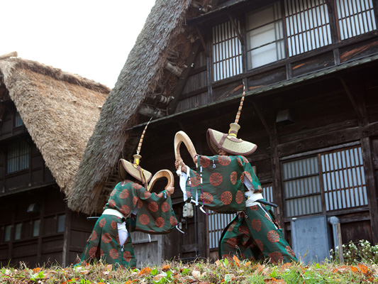 Historic village of Gokayama_4