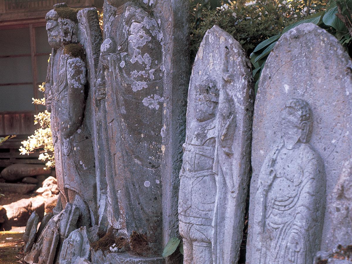 Resti del castello del clan Ichijodani di Asakura_4