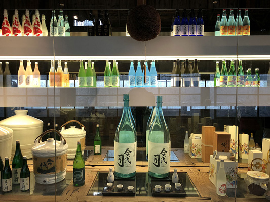 Sake-Brauerei Imayo Tsukasa_2
