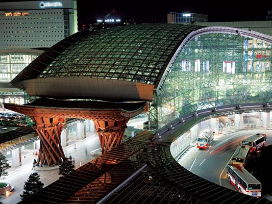 Gare de Kanazawa_3