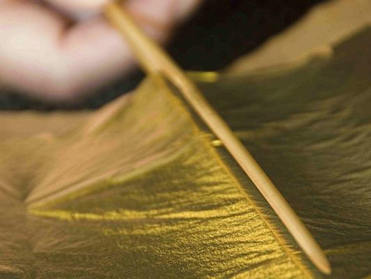Artesanía en Pan de Oro._2