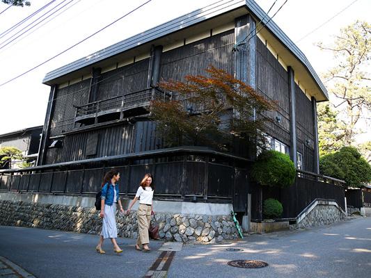 Paseo por el pueblo de Murakami_1