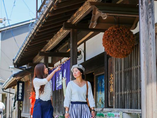 Paseo por el pueblo de Murakami_2