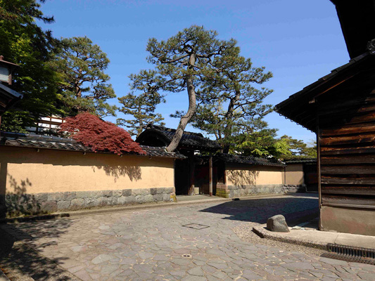 Naga-machi Bukeyashiki District(Nagamachi Samurai Residences District)_3