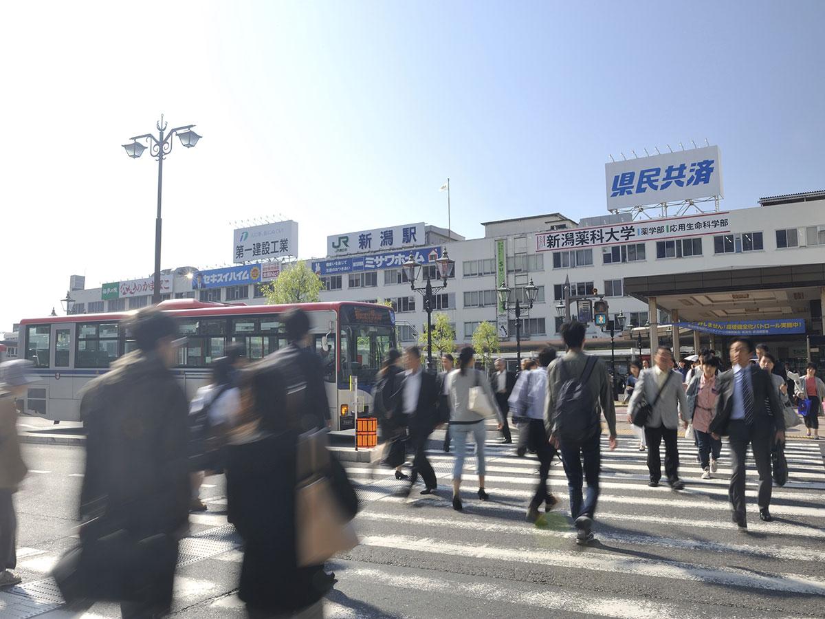 Niigata Station_3