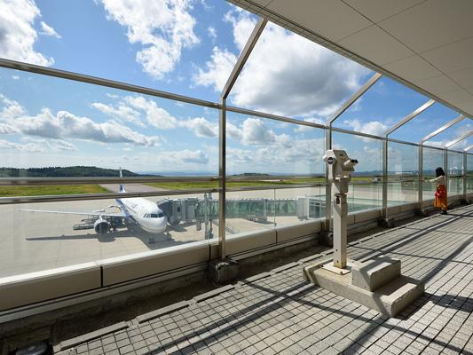 Noto Satoyama Airport_2